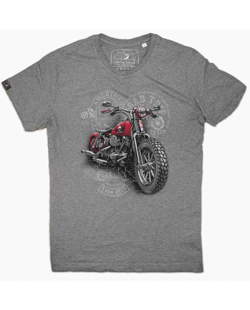 camiseta city orgánica