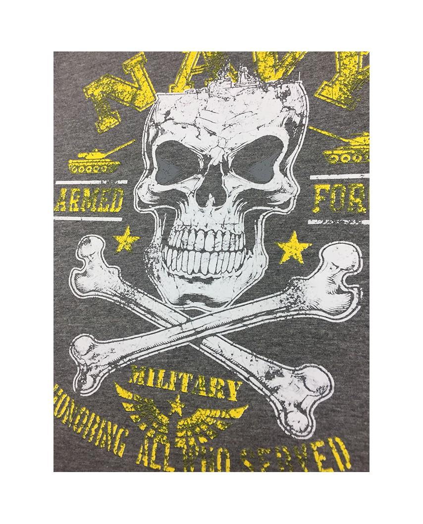 ejemplo camiseta navy gris
