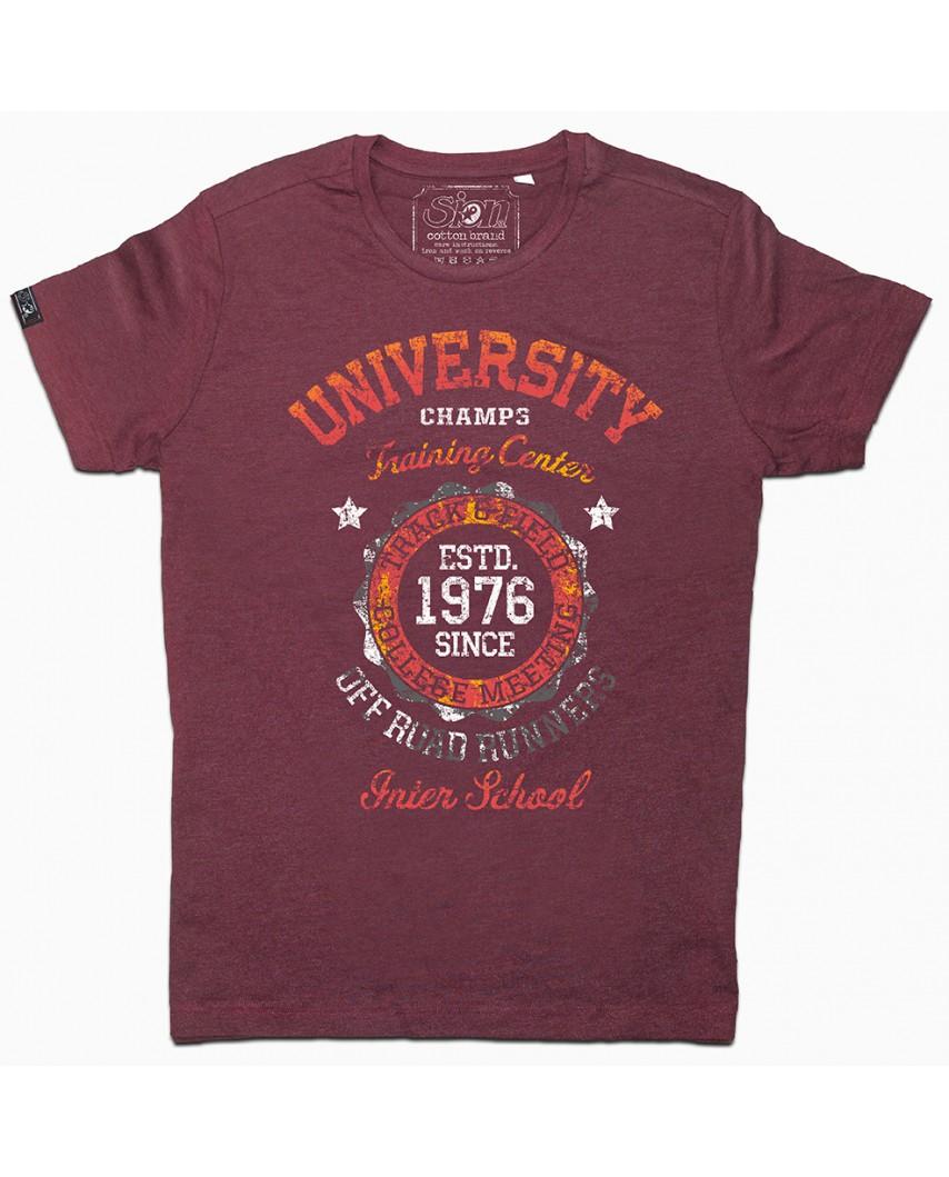 camiseta orgánica inter vino