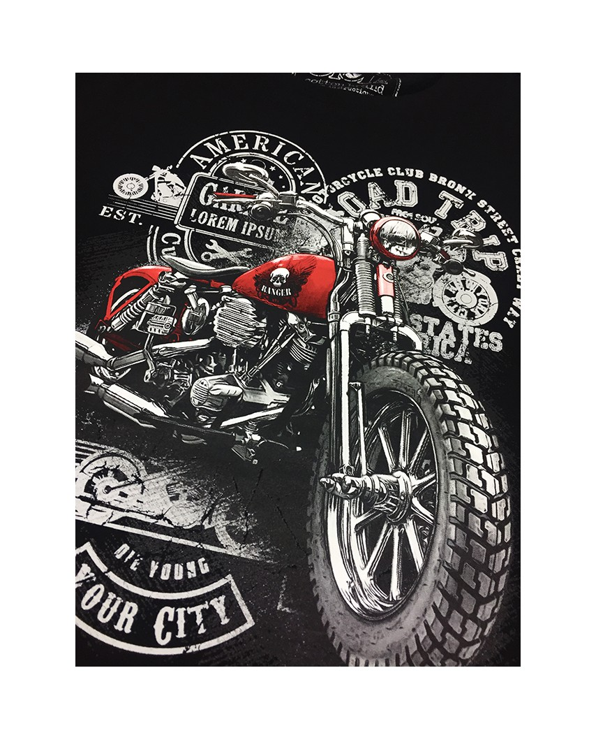 ejemplo camiseta city orgánica negra